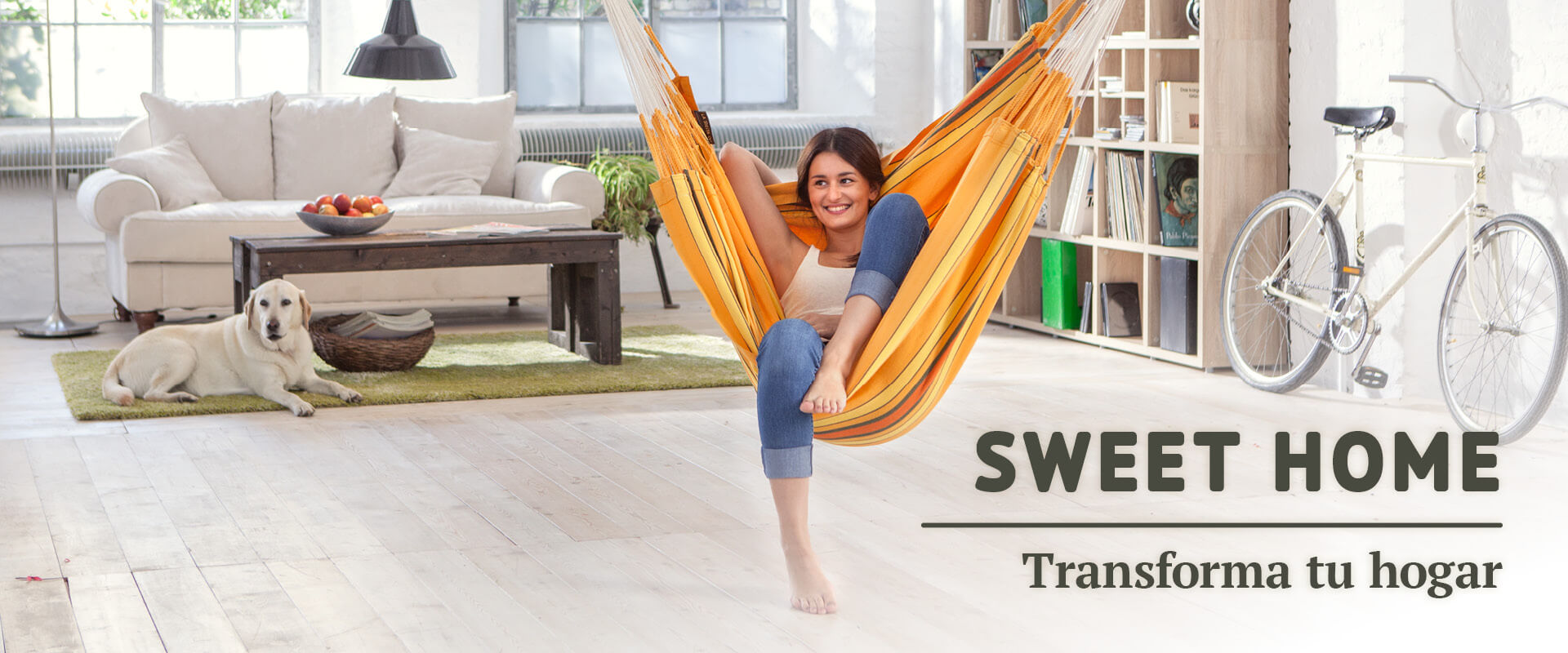Sweet Home - Transforma tu hogar