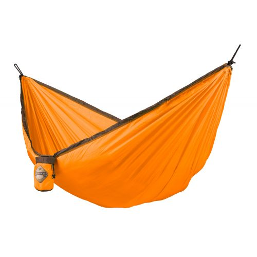 Colibri Orange - Hamac de voyage simple avec fixation