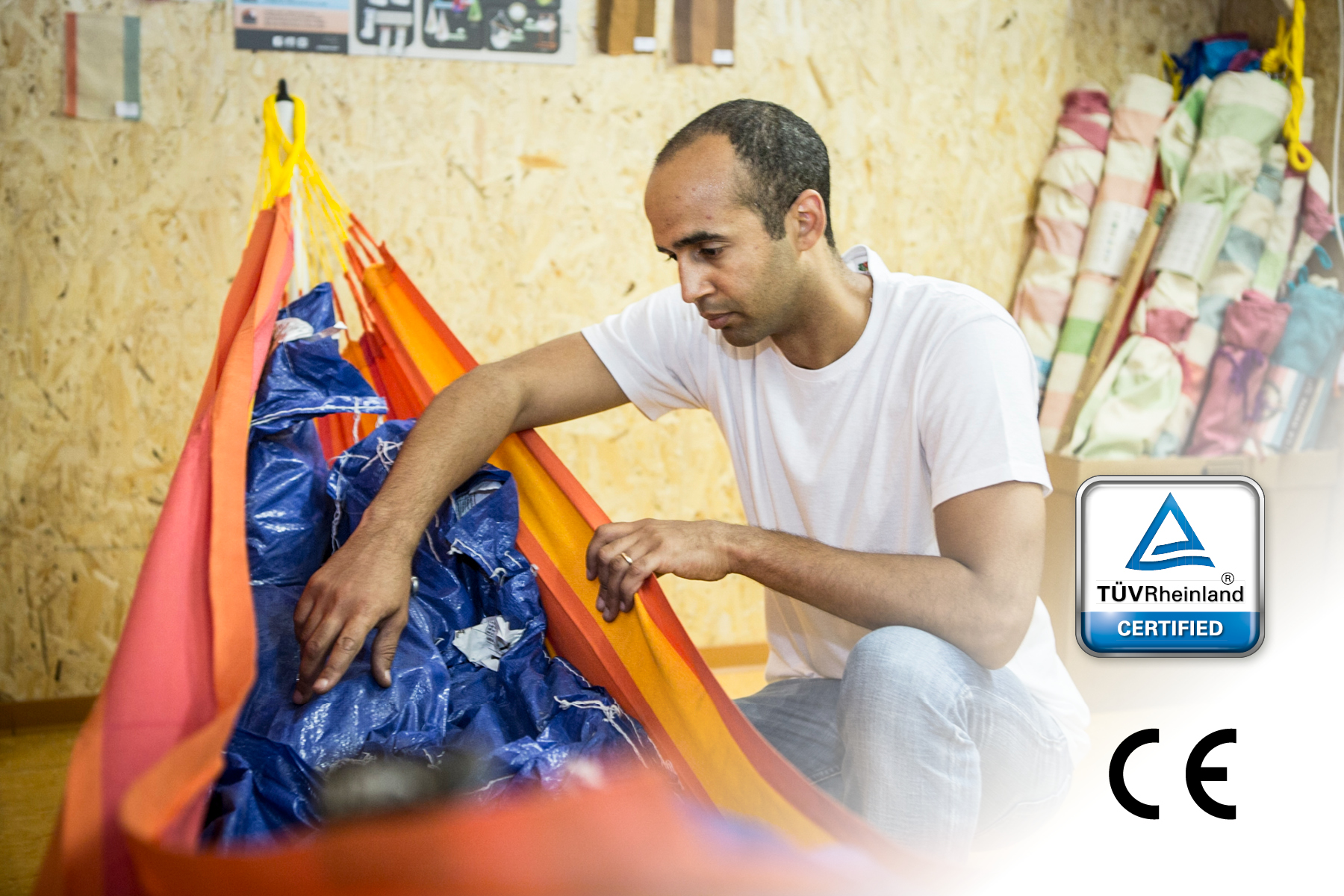 Rigorous Product Safety Testing and Sustainable Supply Chain Certifications at LA SIESTA Hammocks