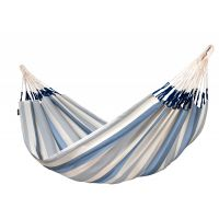 Brisa Sea Salt - Weather-Resistant Double Classic Hammock