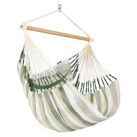 Domingo Cedar - Weather-Resistant Comfort Hammock Chair