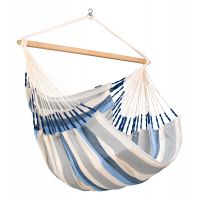 Domingo Sea Salt - Weather-Resistant Kingsize Hammock Chair