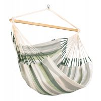 Domingo Cedar - Weather-Resistant Kingsize Hammock Chair