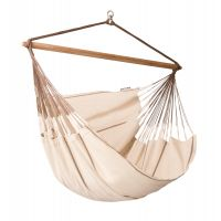 Habana Nougat - Organic Cotton Kingsize Hammock Chair