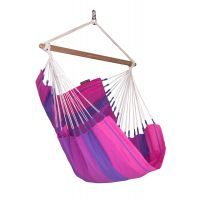 Orquídea Purple - Cotton Basic Hammock Chair