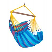 Sonrisa Wild Berry - Weather-Resistant Basic Hammock Chair