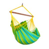 Sonrisa Lime - Weather-Resistant Basic Hammock Chair