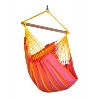 Sonrisa Mandarine - Weather-Resistant Basic Hammock Chair