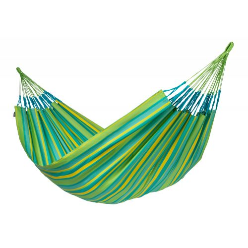 Brisa Lime - Weather-Resistant Kingsize Classic Hammock