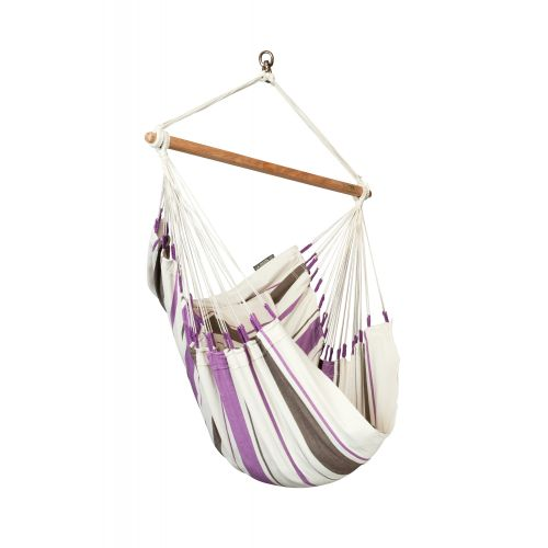 Caribeña Purple - Cotton Basic Hammock Chair