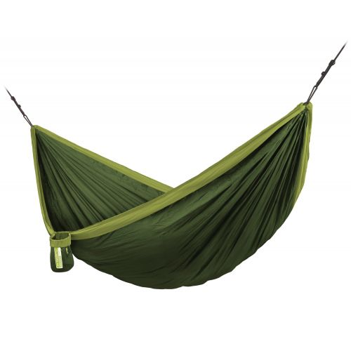 Colibri 3.0 Forest - Single Travel Hammock with Suspension