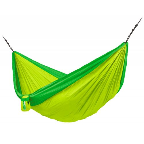 Colibri 3.0 Palm - Double Travel Hammock with Suspension