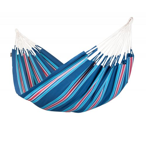 Currambera Blueberry - Cotton Double Classic Hammock