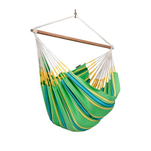 Currambera Kiwi - Cotton Lounger Hammock Chair