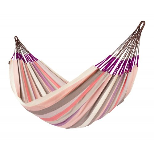 Domingo Plum - Weather-Resistant Kingsize Classic Hammock