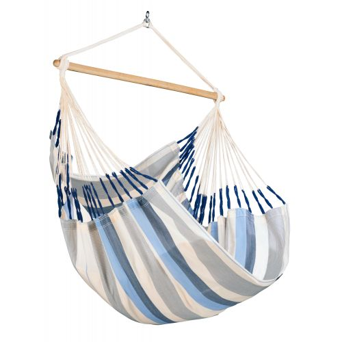 Domingo Sea Salt - Weather-Resistant Comfort Hammock Chair
