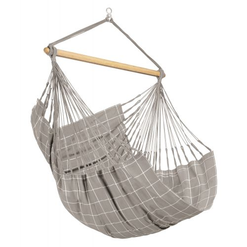 Domingo Almond - Weather-Resistant Comfort Hammock Chair