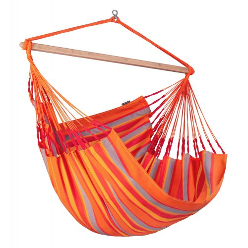Domingo Toucan - Weather-Resistant Kingsize Hammock Chair