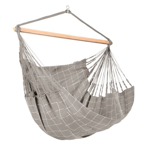 Domingo Almond - Weather-Resistant Kingsize Hammock Chair