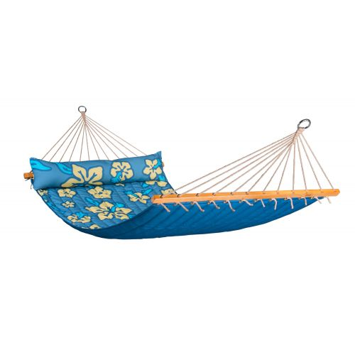 Hawaii Pacific - Quilted Double Spreader Bar Hammock