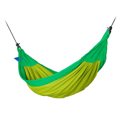 Moki Froggy - Organic Cotton Kids Hammock with Suspension