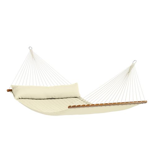 Alabama Vanilla - Quilted Kingsize Spreader Bar Hammock