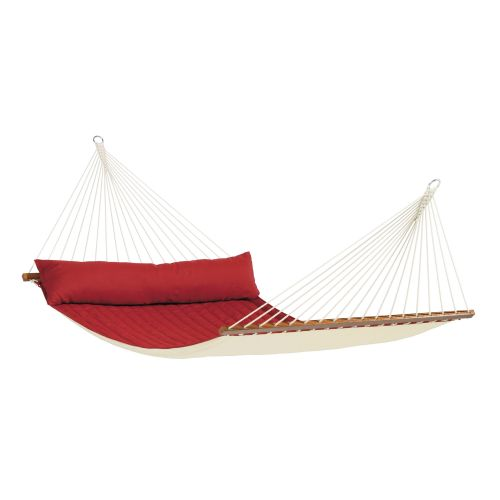 Alabama Red Pepper - Quilted Kingsize Spreader Bar Hammock