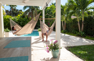 WFH: Working from Your Hammock