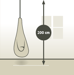 Illustration: How To Set Up a Joki Hanging Nest Chair for Kids